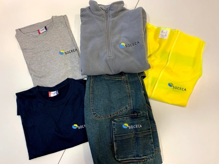 DIVISE: Abbigliamento da lavoro per la cura dell'immagine aziendale